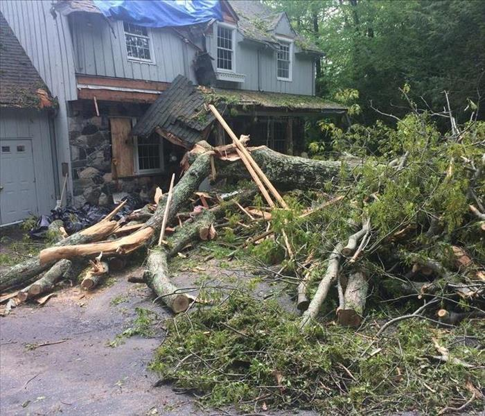 Storm Damage REPAIR YOUR HOME AFTER A STORM