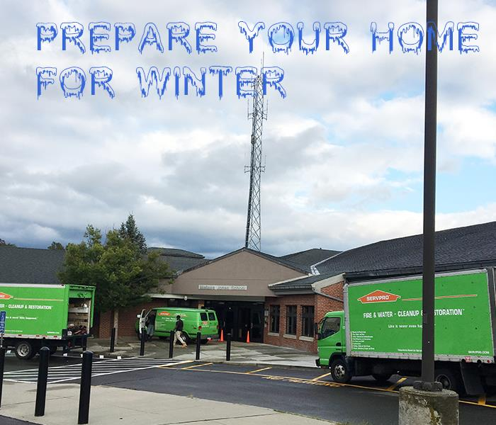 Water Damage Prepare your home for Winter