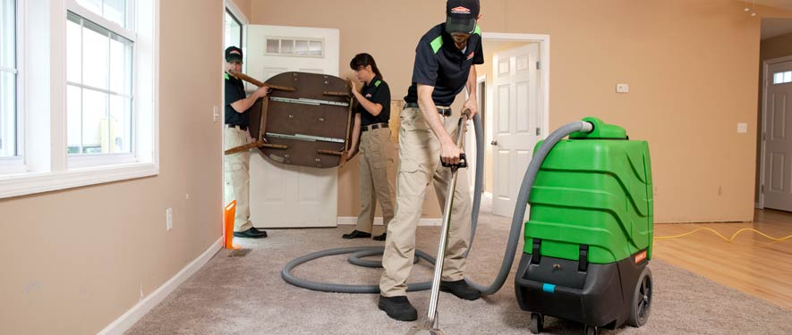 Meriden, CT residential restoration cleaning